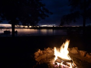 Another perfect campfire night
