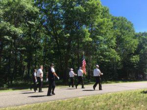 Mission park parade