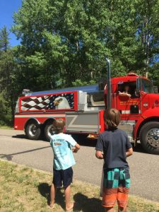 firetruck Mission parade (6)